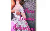 USA Today's HEA Reviews Three Lessons in Seduction