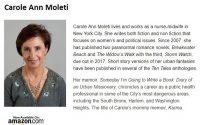 Carole Ann Moleti Interviews Sofie
